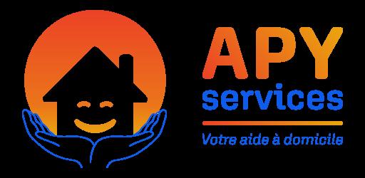 logo APY service, votre aide à domicile